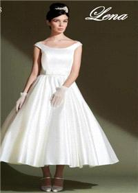 Bridal Dresses. Lena wedding dress. Alteration service available for an additional fee.
