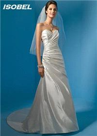 Bridal Dresses. Isobel wedding dress. Alteration service available for an additional fee.