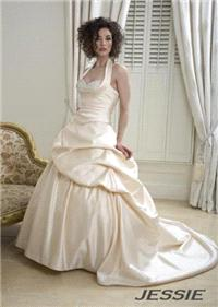 Bridal Dresses. Jessie II wedding dress. Alteration service available for an additional fee.