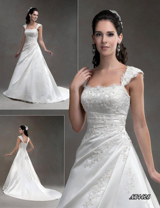 Bridal Dresses, Venus wedding dress (Ref. AT4425).