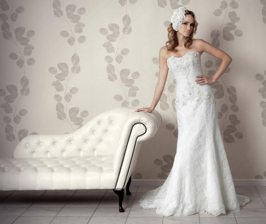 Bridal Dresses, Amanda Wyatt Elsa wedding dress.