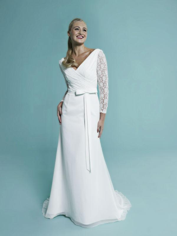 Bridal Dresses, Amanda Wyatt Yvie wedding dress.