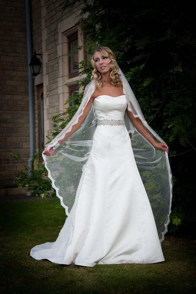 Bridal Dresses, Augusta Jones Tippi wedding dress.