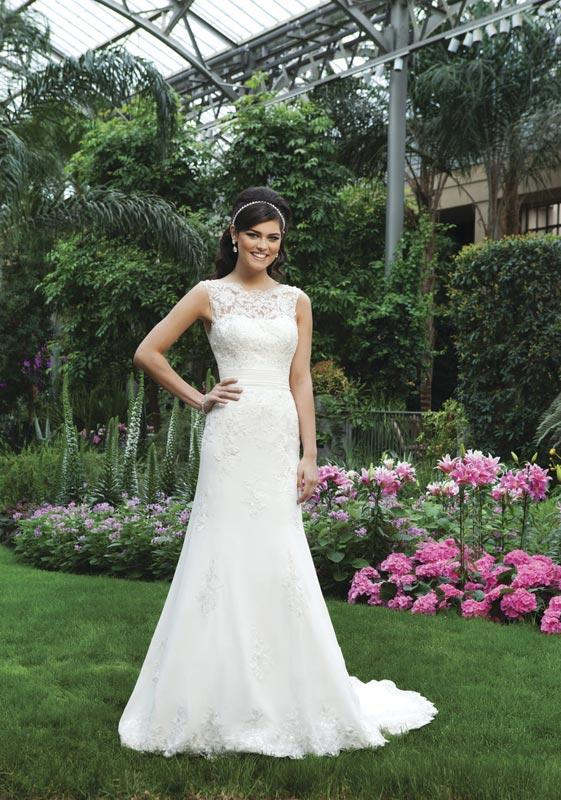 Bridal Dresses, Sincerity wedding dress (Ref. 3730).