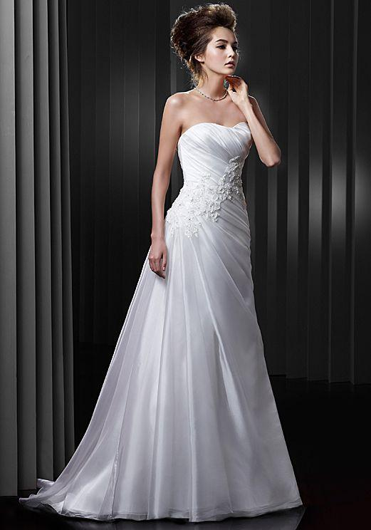 Bridal Dresses, Enzoani wedding dress (Ref. BT13-5).