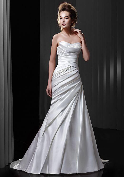 Bridal Dresses, Enzoani wedding dress (Ref. BT13-19).