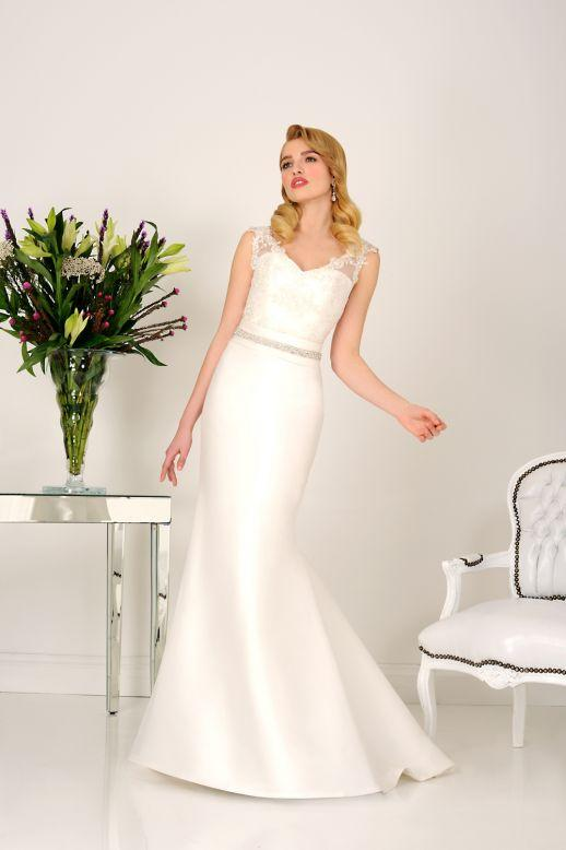 Bridal Dresses, Margaret Moreland wedding dress (Ref. MDS3).