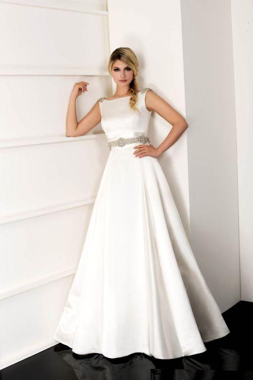 Bridal Dresses, Margaret Moreland Greta wedding dress.
