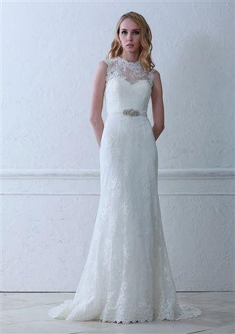 Bridal Dresses, Lusan Mandongus wedding dress (Ref. SA2601B).