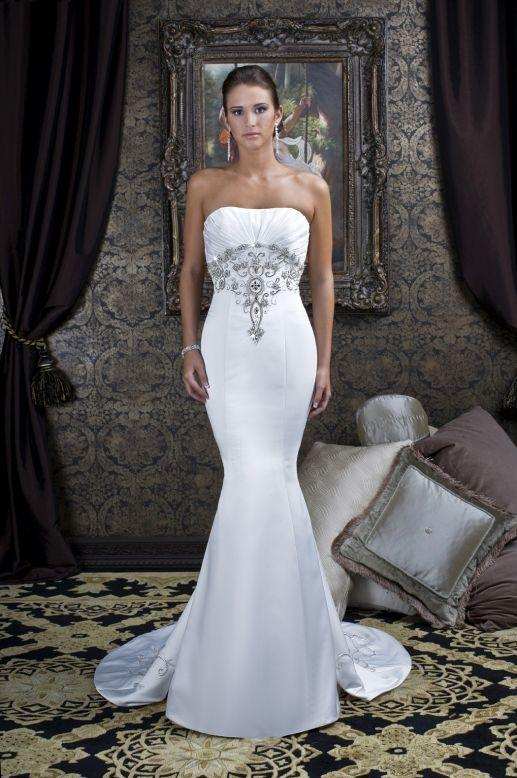 Bridal Dresses, Impression Bridal wedding dress (Ref.6802A).