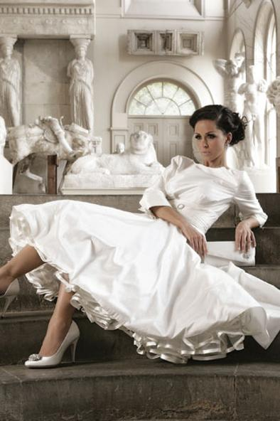 Bridal Dresses, Lizzie Agnew Penelope wedding dress.