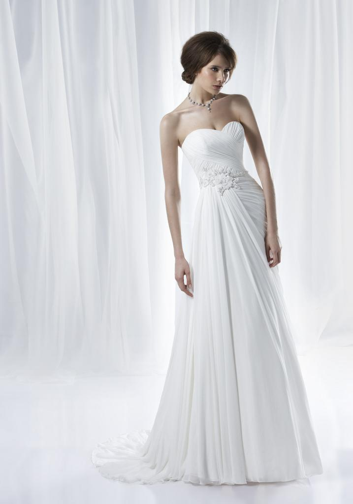 Bridal Dresses, Wedding dress (Ref. 2263-A).