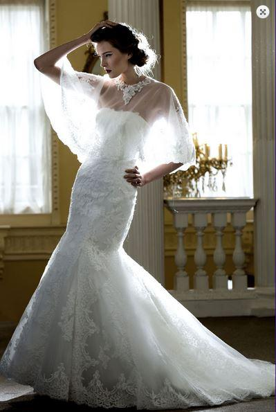 Bridal Dresses, Nicki Flynn Angelica wedding dress.