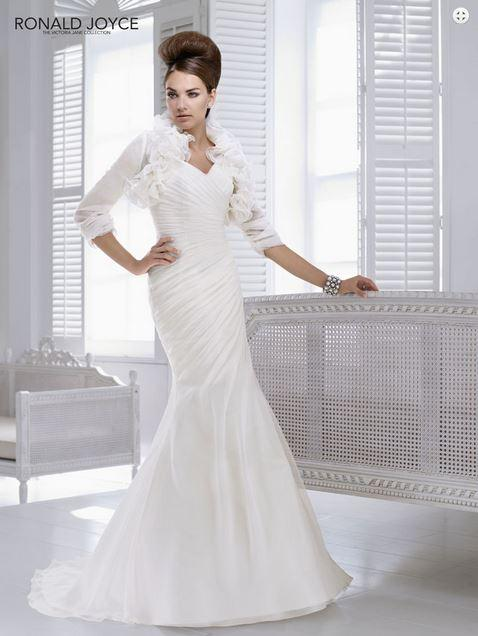 Bridal Dresses, Ronald Joyce (Victoria Jane collection) wedding dress.