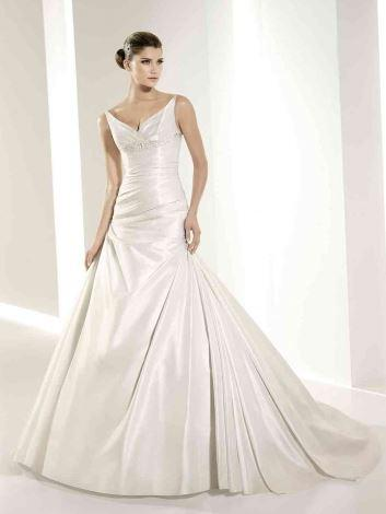 Bridal Dresses, Wedding dress (Ref. W1 gown4).