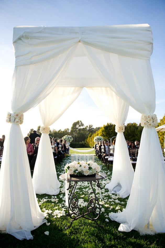 Ceremony Decor, Wedding Altar
