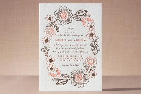 Vintage Rustic Stationery