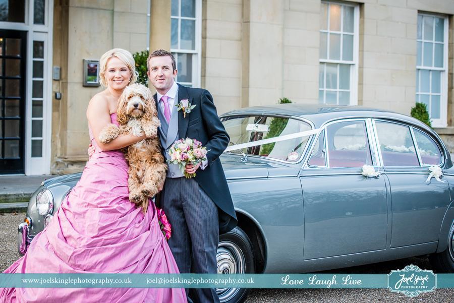 Real Weddings, Puppy love!