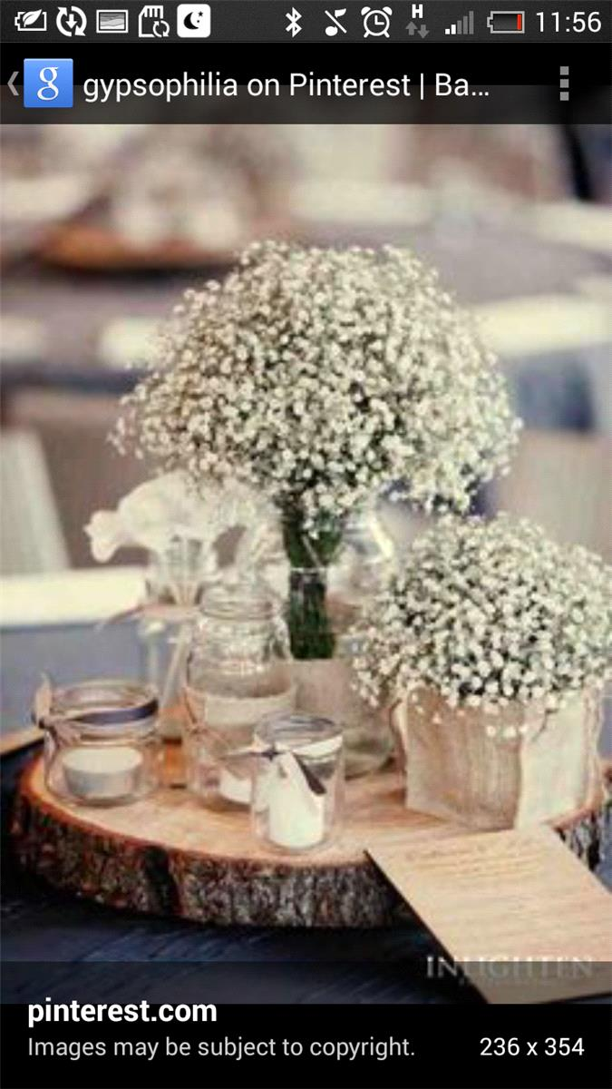 Venue decor ideas