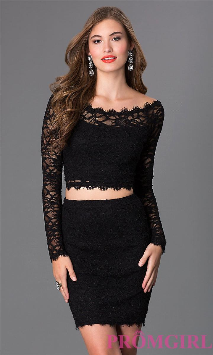 My Stuff, https://www.petsolemn.com/jump/1457-short-two-piece-lace-dress-48074-with-long-sleeves-by-
