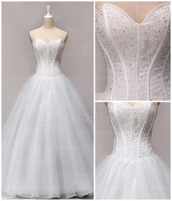 Popular Debutante Dresses, debdressesonline.com.au is Australia's online destination for deb dresses