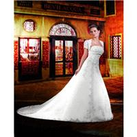 https://www.dressesular.com/wedding-dresses/1402-honorable-a-line-strapless-beading-lace-chapel-trai