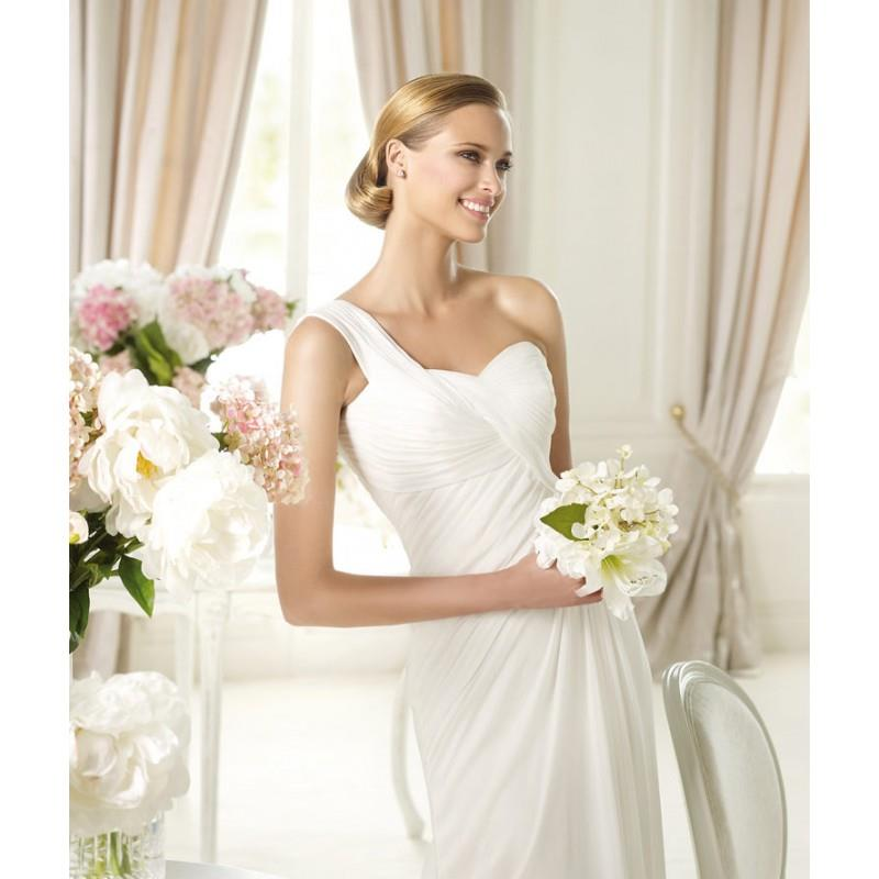 My Stuff, https://www.dressesular.com/wedding-dresses/115-simple-a-line-one-shoulder-sweep-brush-tra