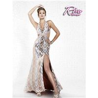 Riva Designs R9473 Dress,V13108-01 - Brand Prom Dresses|Beaded Evening Dresses|Charming Party Dresse
