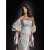 Mon Cheri J21026S Bridal Gown (2010) (MC10_J21026SBG) - Crazy Sale Formal Dresses|Special Wedding Dr