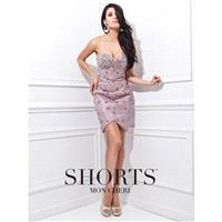 Shorts by Mon Cheri TS21473 Prom Dress - Brand Prom Dresses|Beaded Evening Dresses|Charming Party Dr