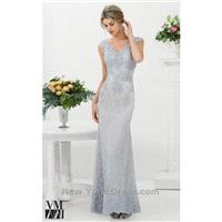 VM Collection 71116 - Charming Wedding Party Dresses|Unique Celebrity Dresses|Gowns for Bridesmaids