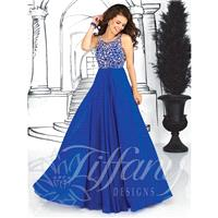Cheap 2014 New Style Tiffany Prom Dresses 16053 - Cheap Discount Evening Gowns|Bonny Party Dresses|C