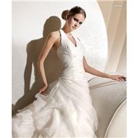 La Sposa Dolmen Bridal Gown (2011) (LS11_DolmenBG) - Crazy Sale Formal Dresses|Special Wedding Dress