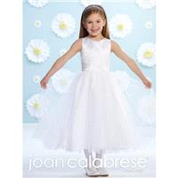 White Joan Calabrese for Mon Cheri 116383X  Joan Calabrese by Mon Cheri - Elegant Evening Dresses|Ch