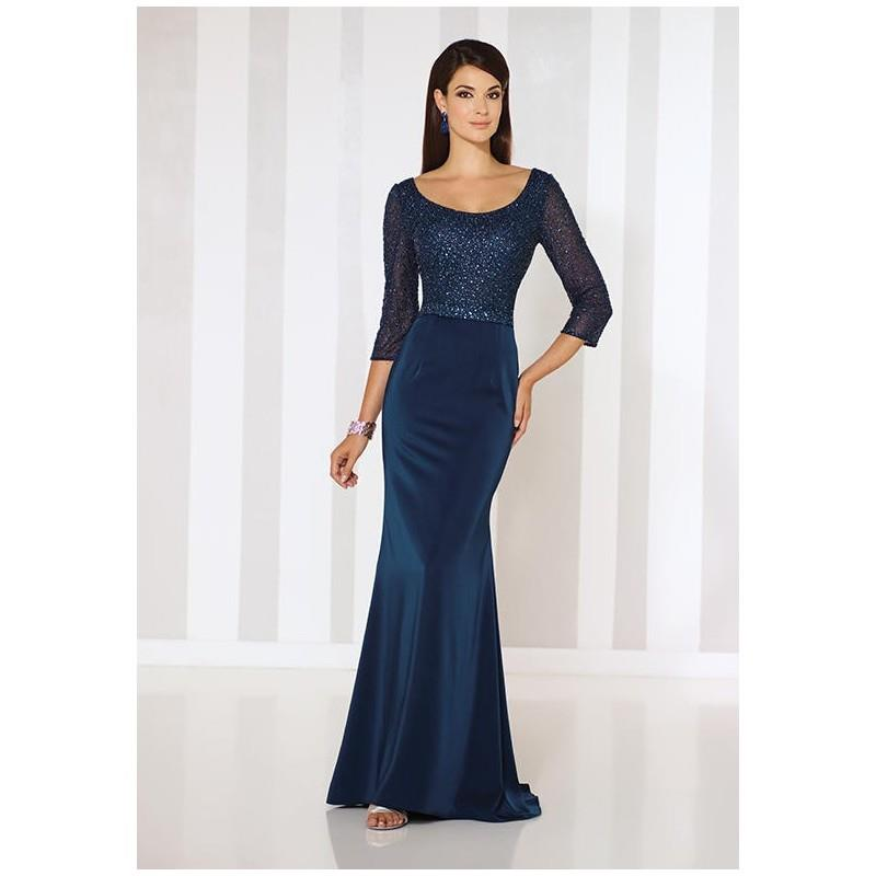 My Stuff, Cameron Blake 116660 Mother Of The Bride Dress - The Knot - Formal Bridesmaid Dresses 2017