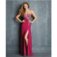 Night Moves 7059 Dress - Brand Prom Dresses|Beaded Evening Dresses|Charming Party Dresses