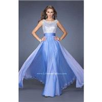 Violet La Femme 19815 - Chiffon Dress - Customize Your Prom Dress