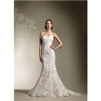 Justin Alexander Collection Spring 2012 - Style 8605 - Elegant Wedding Dresses|Charming Gowns 2017|D