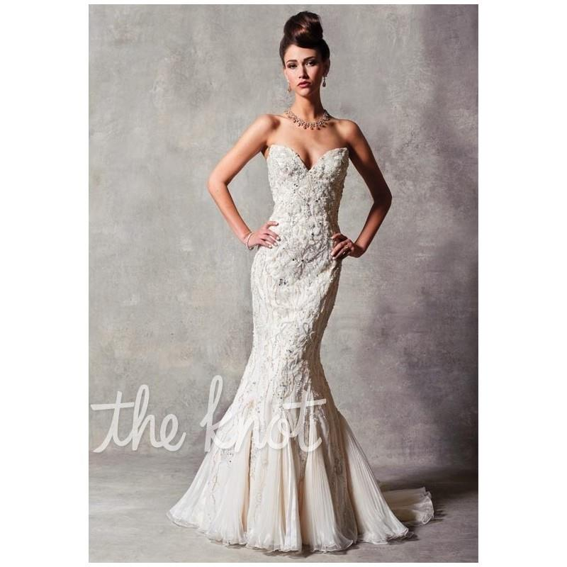 My Stuff, Stephen Yearick 13879 - Charming Custom-made Dresses|Princess Wedding Dresses|Discount Wed