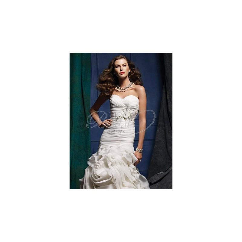 My Stuff, Alfred Angelo Sapphire Bridal Spring 2013- Style 870 - Elegant Wedding Dresses|Charming Go