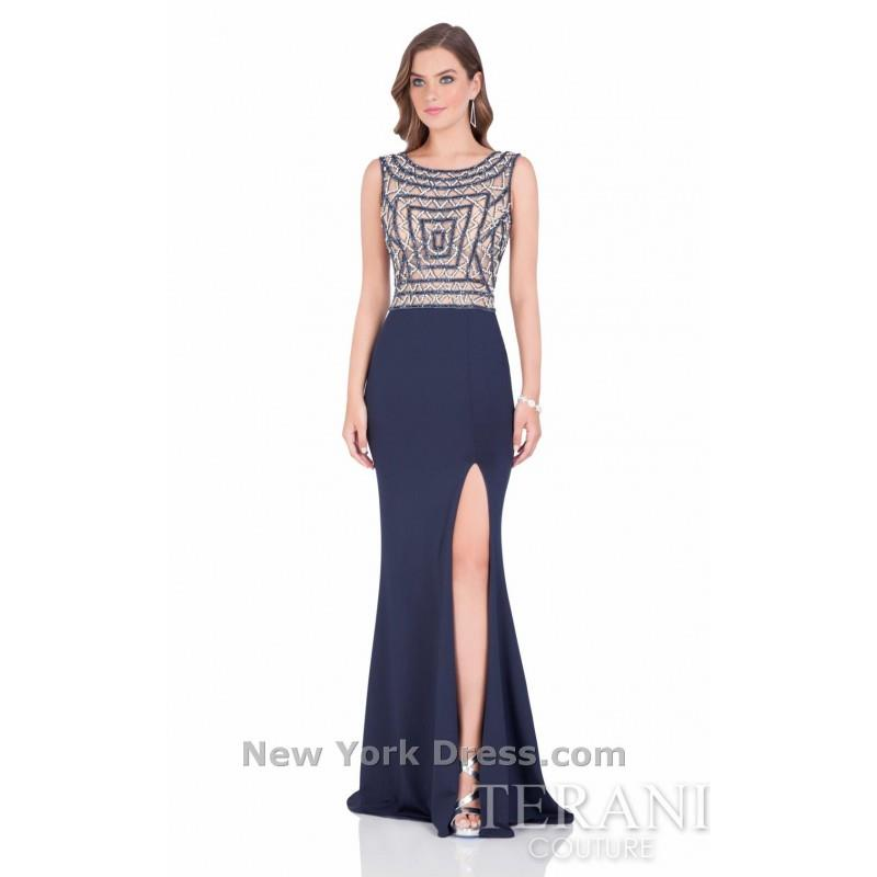 My Stuff, Terani 1611E0198 - Charming Wedding Party Dresses|Unique Celebrity Dresses|Gowns for Bride