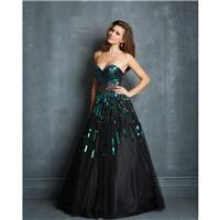Night Moves 7024 Dress - Brand Prom Dresses|Beaded Evening Dresses|Charming Party Dresses