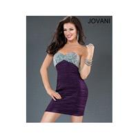 2014 New Style Cheap Short Prom/Party/Homecoming Jovani Dresses 90357 - Cheap Discount Evening Gowns