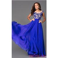 Sherri Hill Floor Length 2015 Prom Dress - Brand Prom Dresses|Beaded Evening Dresses|Unique Dresses