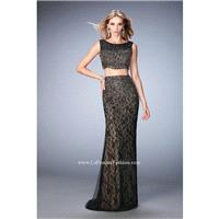 GiGi by La Femme 22927 - Elegant Evening Dresses|Charming Gowns 2017|Demure Prom Dresses
