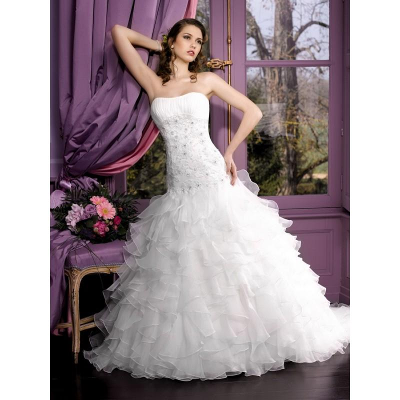 wedding, Miss Kelly MK131-54 Bridal Gown (2013) (MK131-54BG) - Crazy Sale Formal Dresses|Special Wed