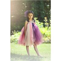 Sugar Plum Fairy Tutu Dress - Hand-made Beautiful Dresses|Unique Design Clothing
