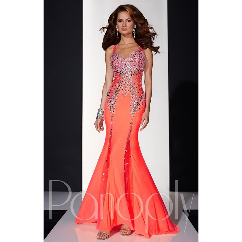 My Stuff, Panoply - 14685 - Elegant Evening Dresses|Charming Gowns 2017|Demure Celebrity Dresses