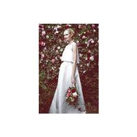Honor for Stone Fox Bride Fall 2015 Dress 3 - White A-Line Honor for Stone Fox Bride Fall 2015 High-