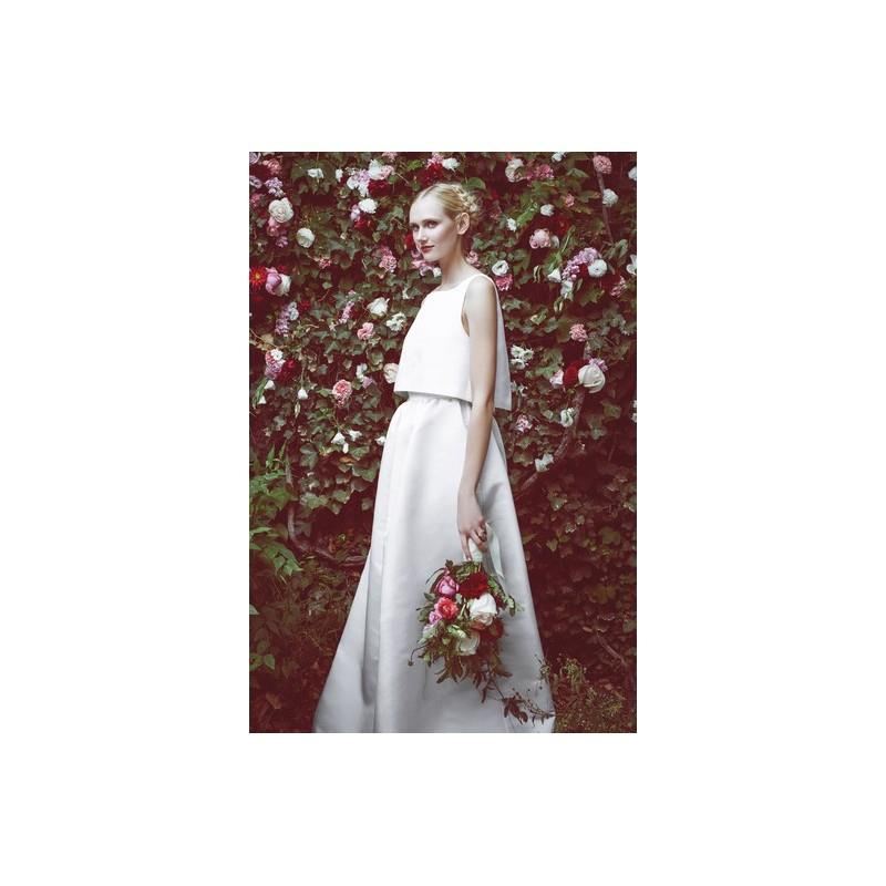 My Stuff, Honor for Stone Fox Bride Fall 2015 Dress 3 - White A-Line Honor for Stone Fox Bride Fall